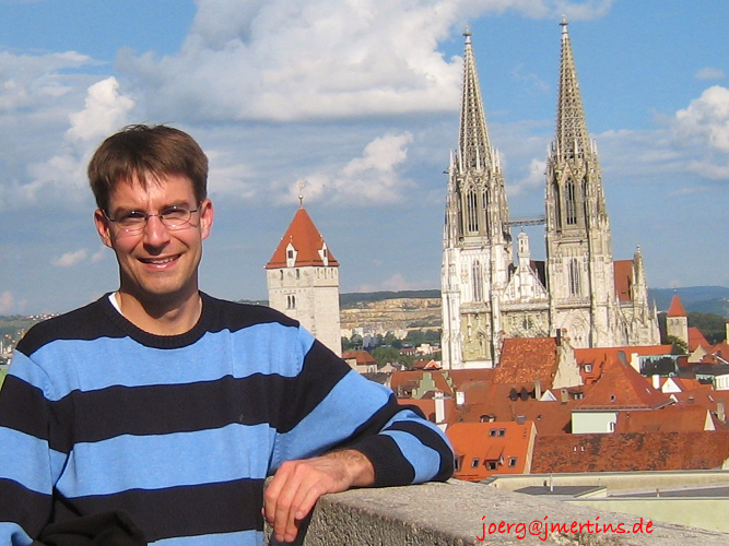 Dr. Jörg Mertins, Foto